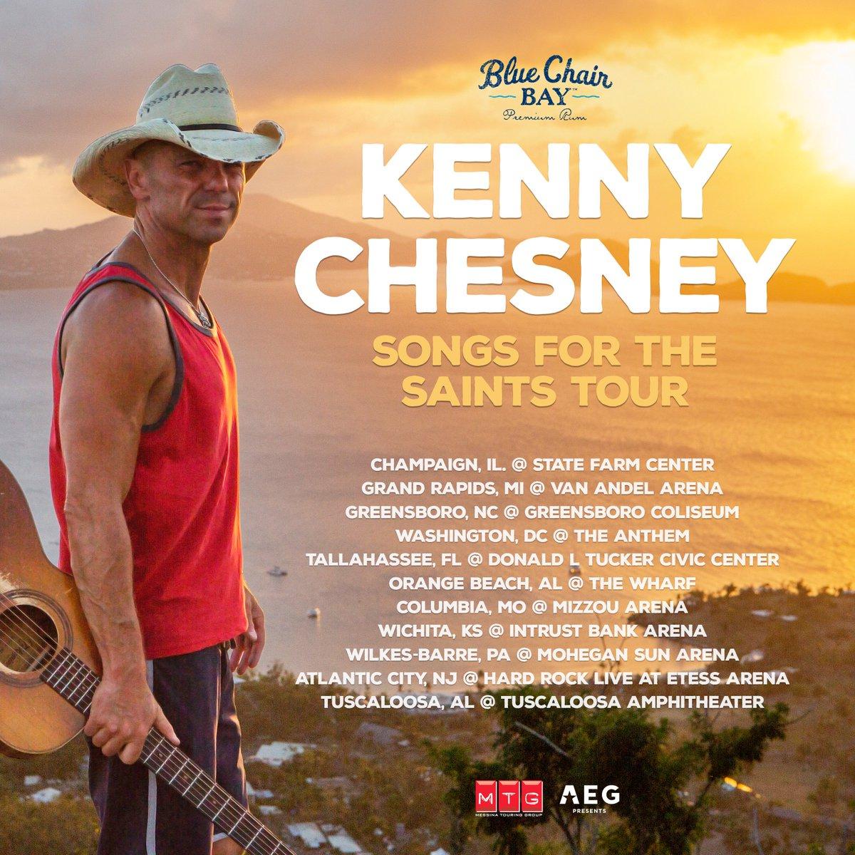 Kenny Chesney on Twitter