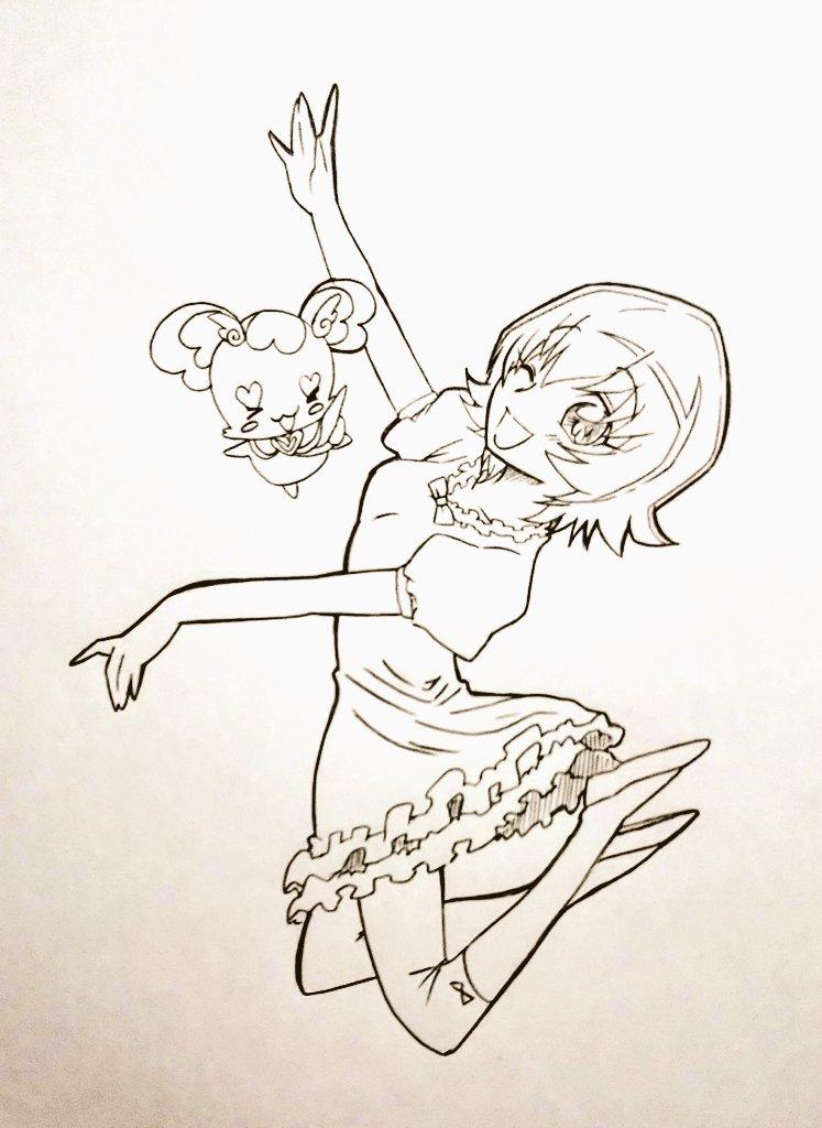 まり (@marinaba17)さんのイラスト