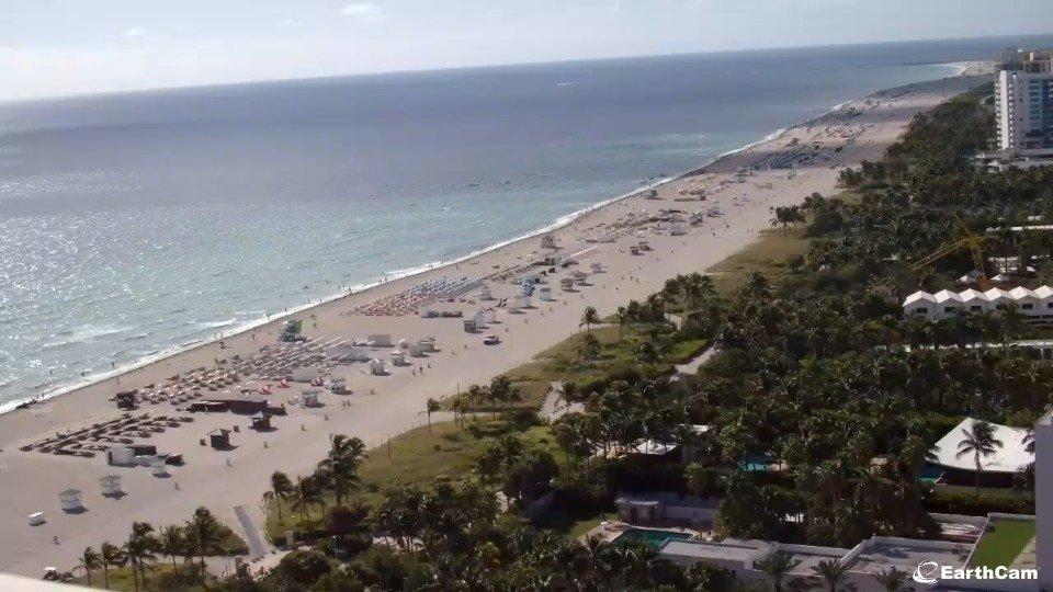 Pacific Sands Beach Resort Live Cam