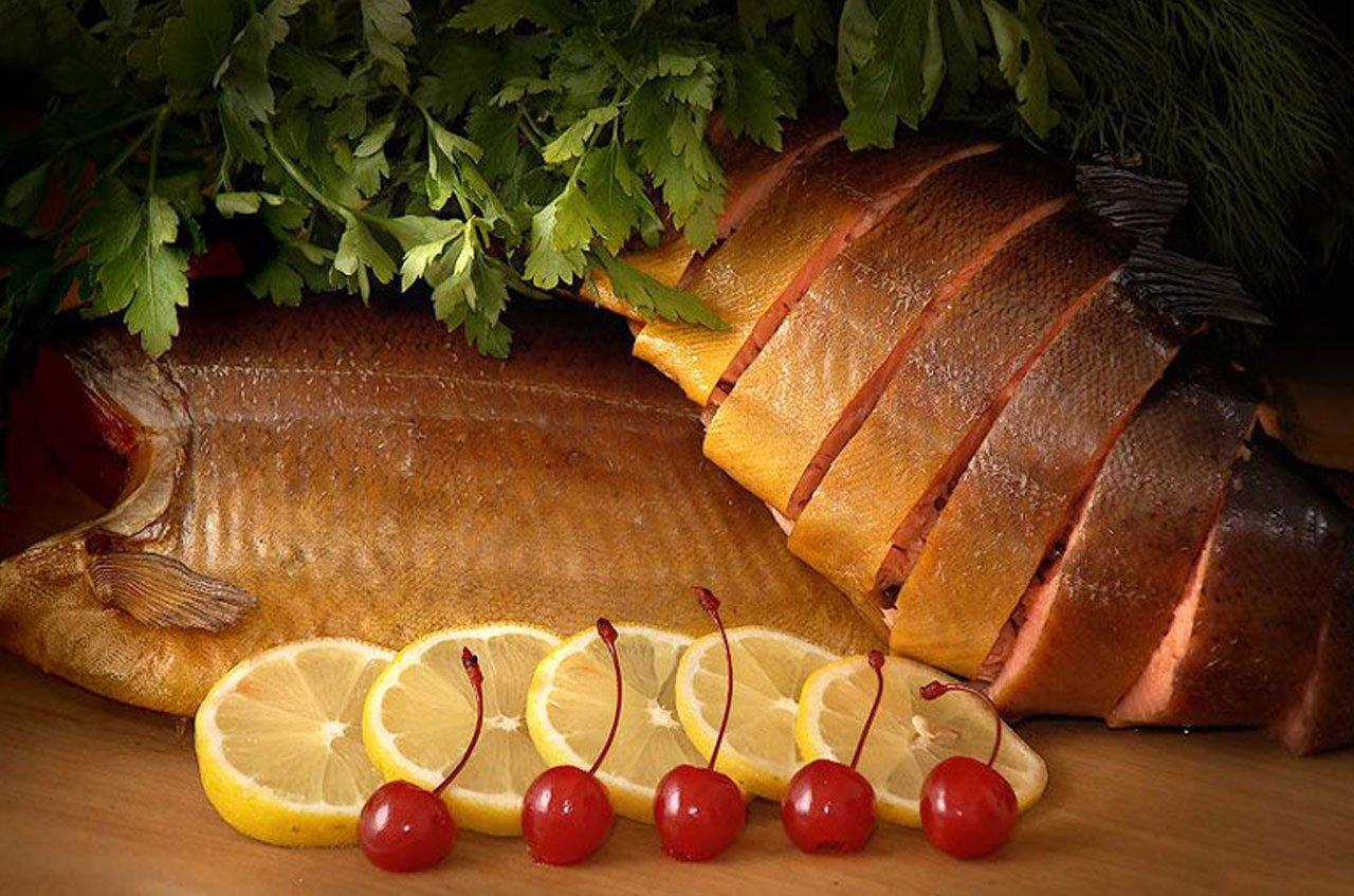 статистике, фото рыбных деликатесов всегда выгоднее