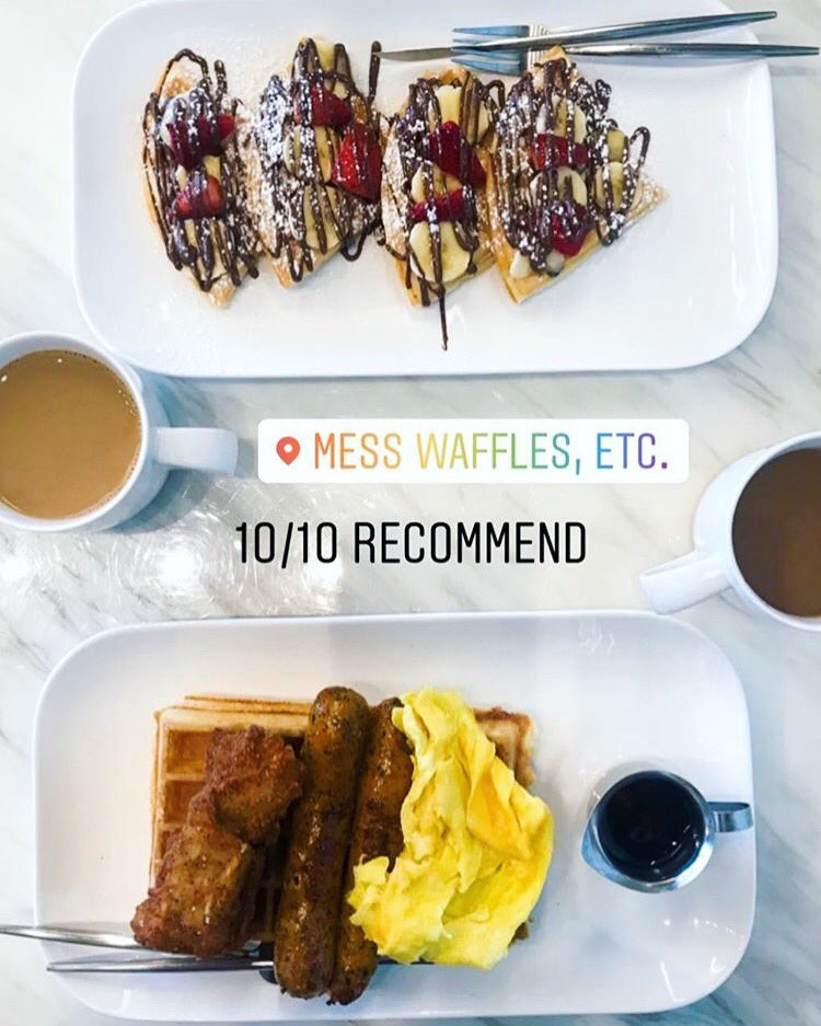 Mess Waffles Etc Messwaffles Twitter Profile Twipu