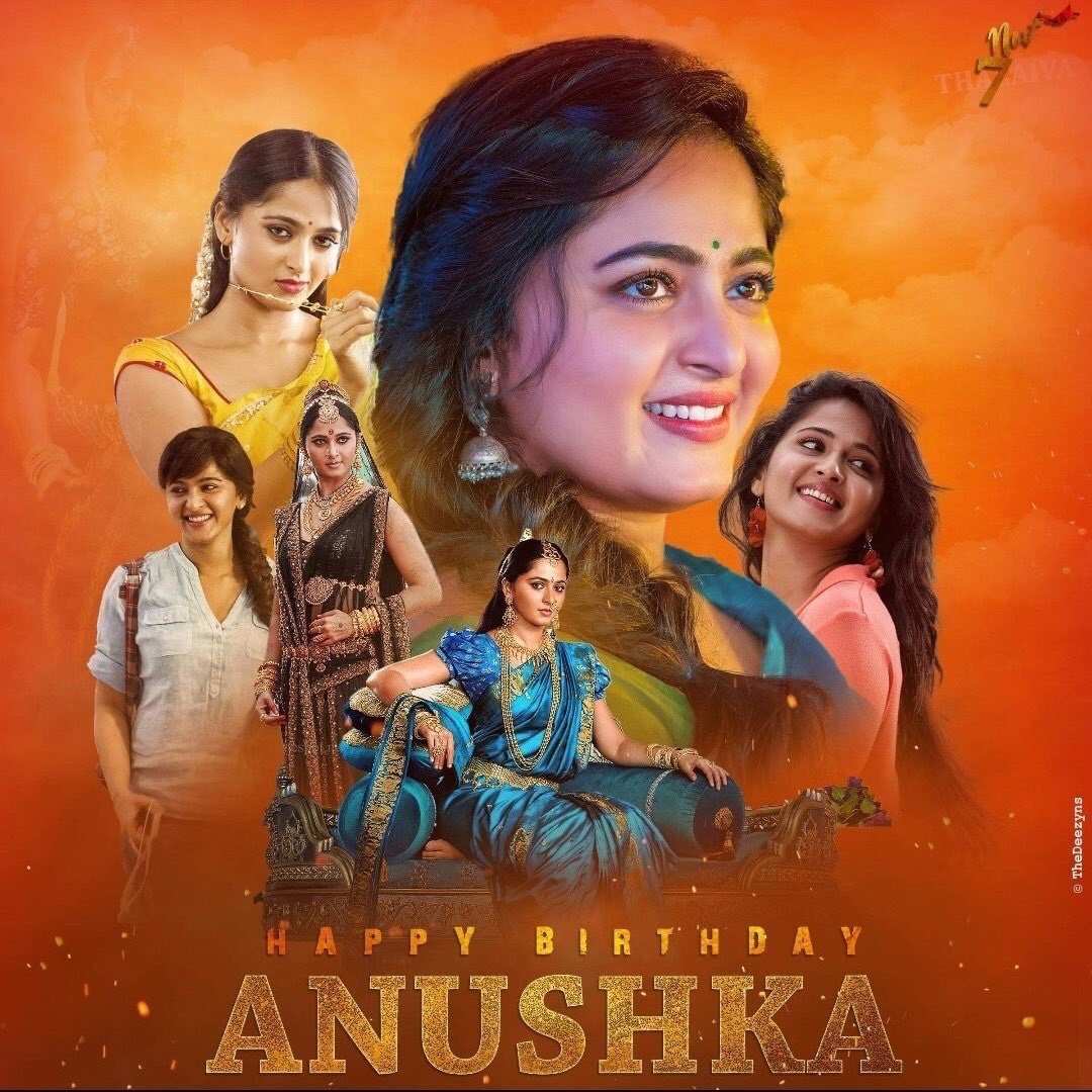 My best birthday wishes to the wonderful human being Anushka!! Happy to start our next project with her soon... Shooting begins in 2019 in U.S.A. @peoplemediafcy @ActorMadhavan @actorsubbaraju @KonaFilmCorp @hemantmadhukar @Gopimohan