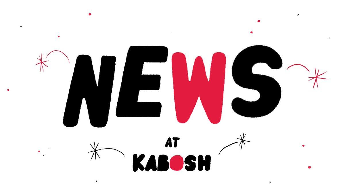Kabosh on Twitter: