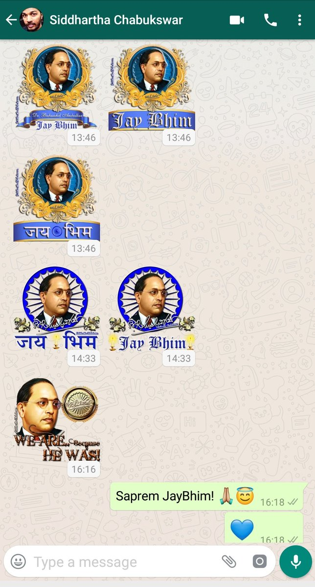 Jay Bhim Group Name List