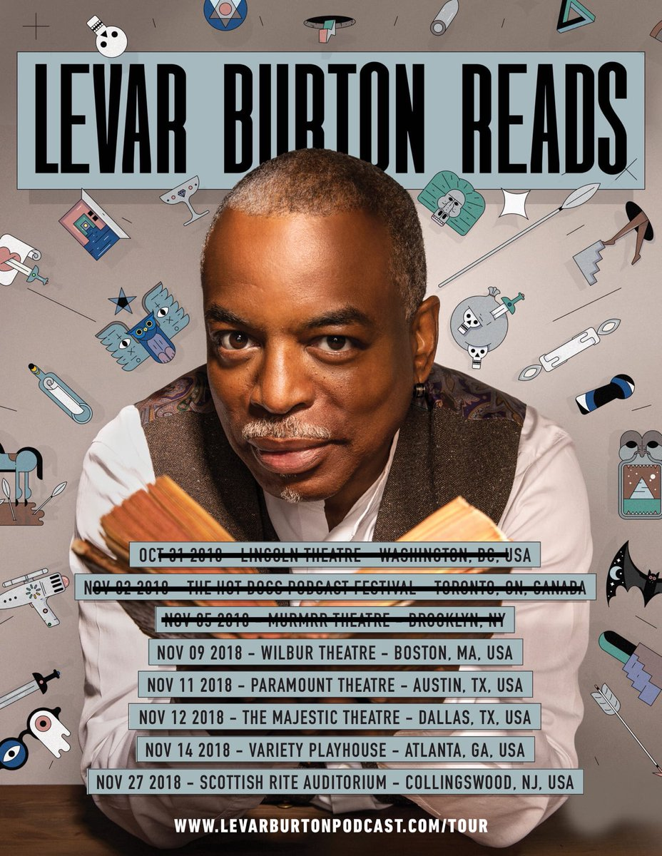 LeVar Burton on Reading with your kids podcast