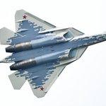 Су-57 Twitter Photo