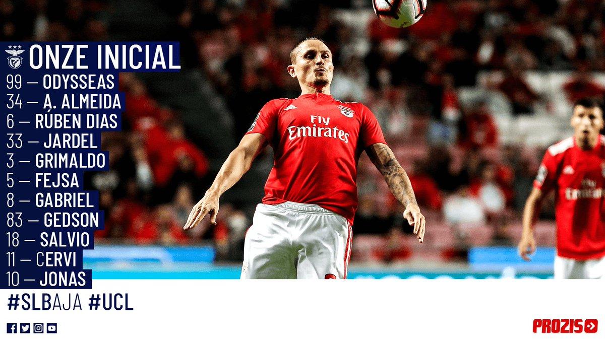 [Liga dos Campeões] Grupo E - 4.ª jornada: Benfica vs. Ajax Dra_LftX0AAYjup