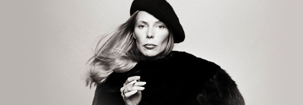 Happy 75th birthday to one of my all-time favorites, Joni Mitchell