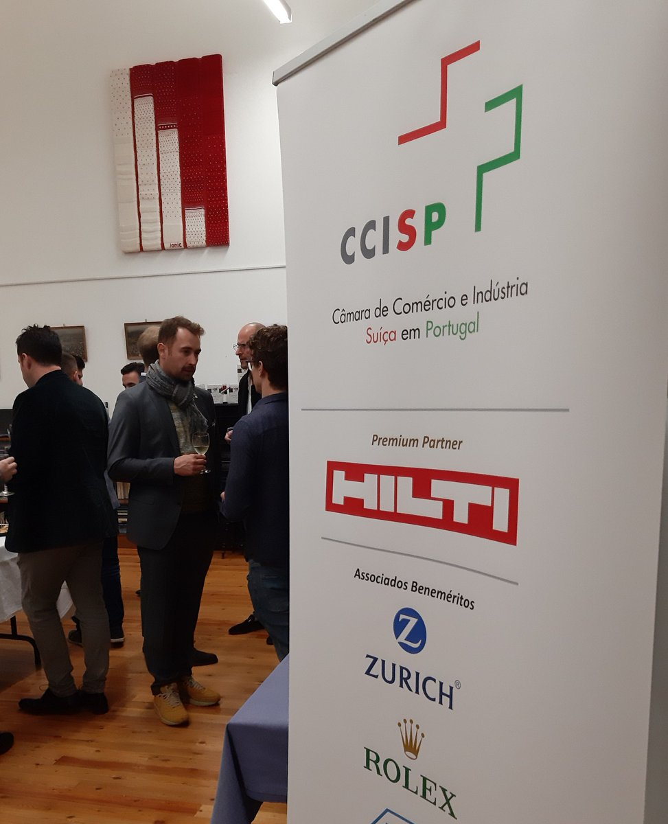 9f1c9e6b82 A rewarding experience together with the Swiss Ambassador in Portugal and  the very best of the  CryptoValley!