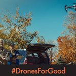 Image for the Tweet beginning: Pilot a #drone and capture