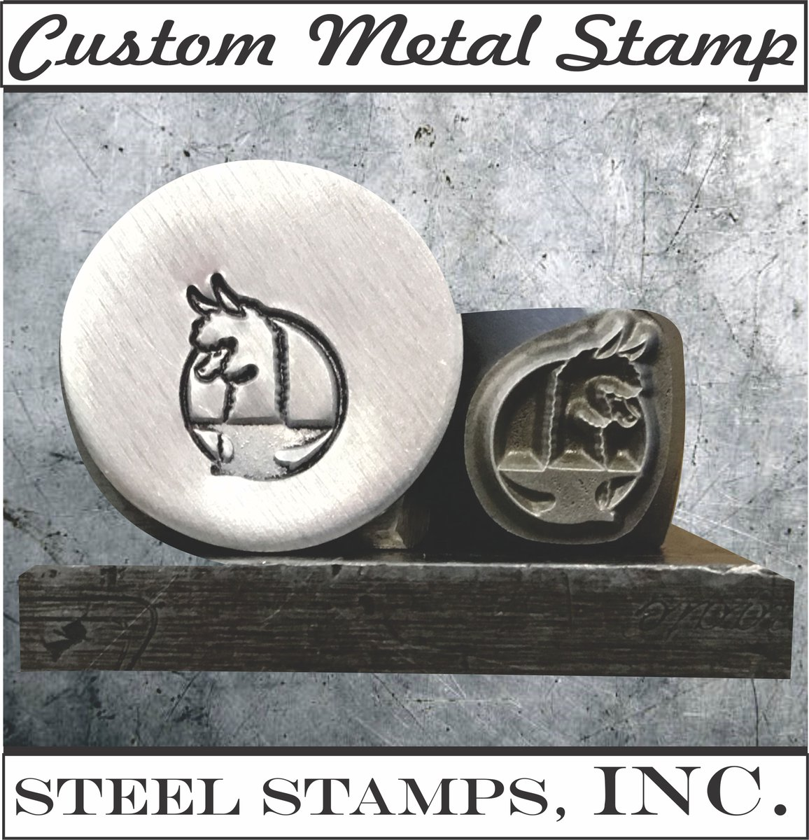 Steel Stamps, Inc  on Twitter: