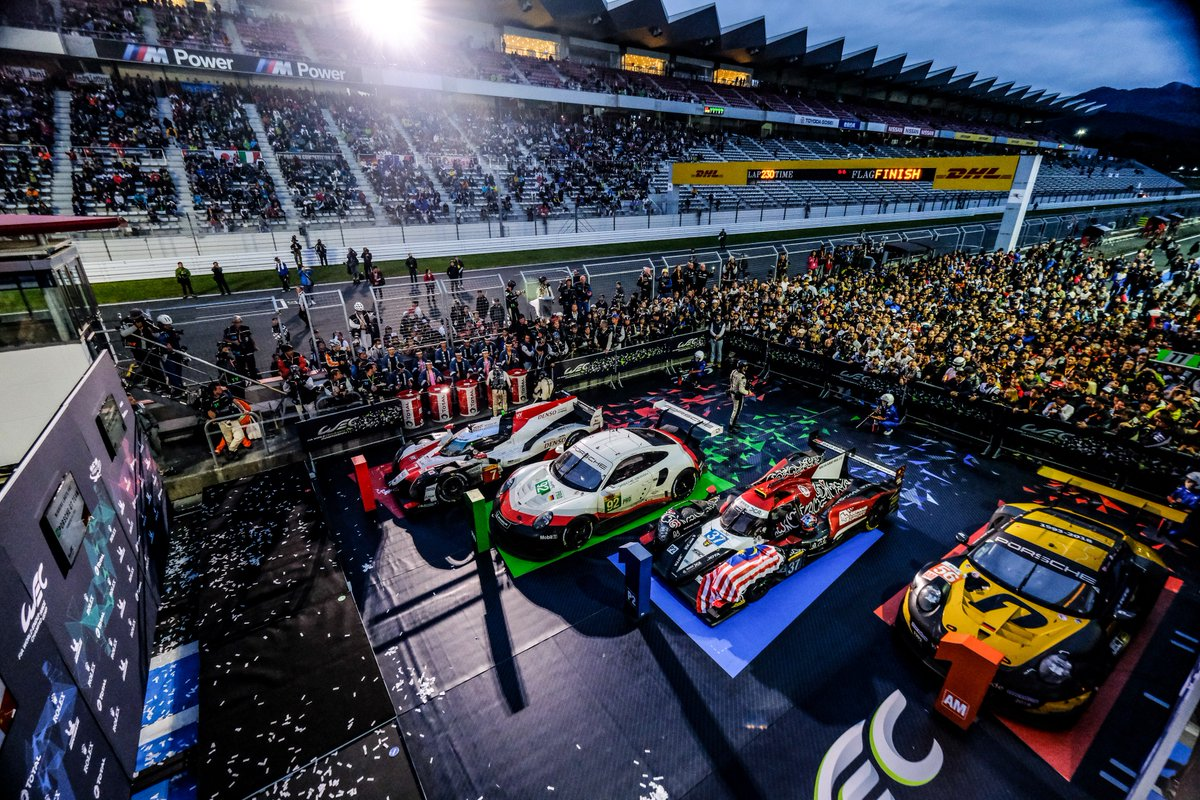 Patient name: #WECFans Symptons: lack of #WEC actions Medications: Full race replay video since the beginning of the Season - #6hSpa, #LeMans24 #6hSilverstone and #6hFuji 👉 youtube.com/playlist?list=…