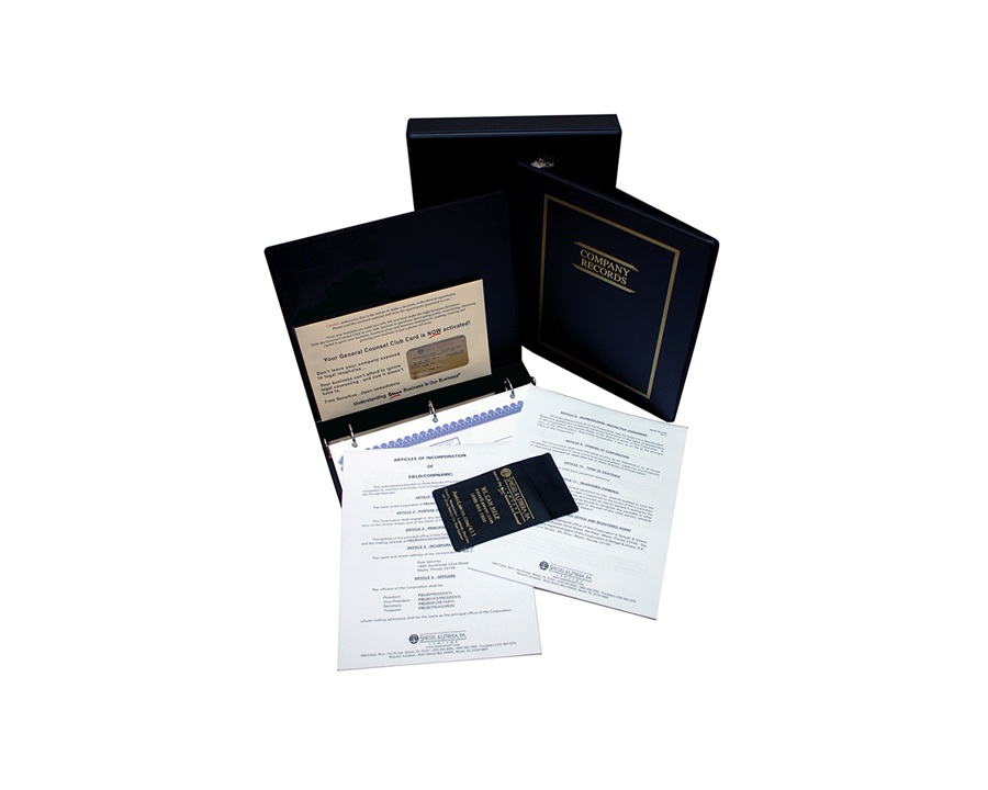 22f5d4f72186f AmeriLawyer.com The Corporate or LLC Book and Seal contain all the  corporation's important documents, such as the certificate of  incorporation, ...