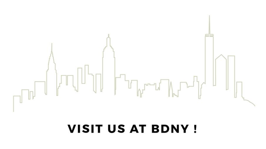 @BDNYFair is only 4 days away 😁 Read our latest blog post for a sneak peak at what we'll be featuring at booth 1157 https://t.co/ro7UOpdZO1 #BDNY #cantwait