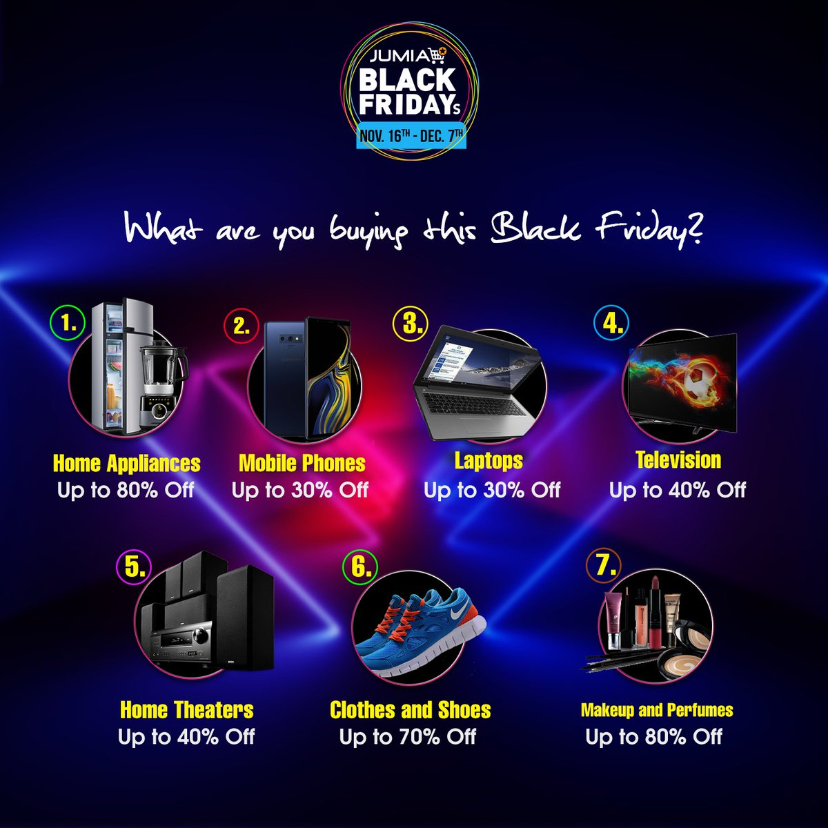 The Biggest Sale Of The Year Is Only 9 Days Away What Will You Be