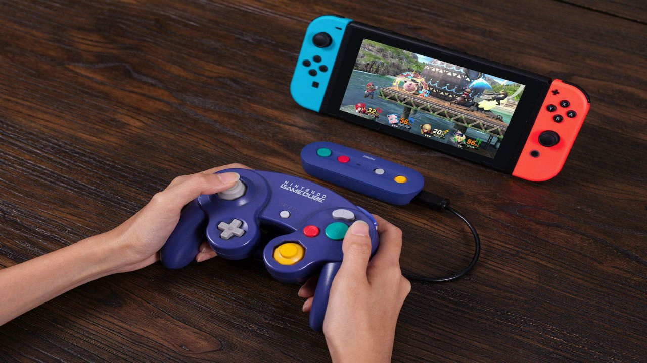 This wireless adapter lets you play Switch games with a GameCube controller. ��  https://t.co/da1AKuxYEz https://t.co/O2vfsNq4fU
