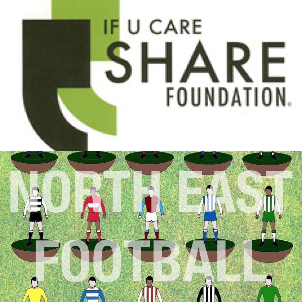 We are recording a very special and very important episode tomorrow. We'll be discussing mental health in football and society as a whole with @IFUCARESHARE co-founder @matty_smith94, @CestrianTweet midfielder @CTMazza04 and @HebburnTown forward @jackrobsonnn