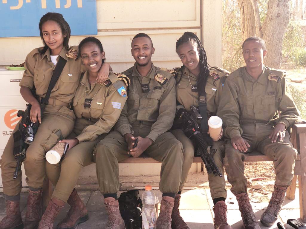 "Resultado de imagem para israeli female soldiers beta yisrael"""