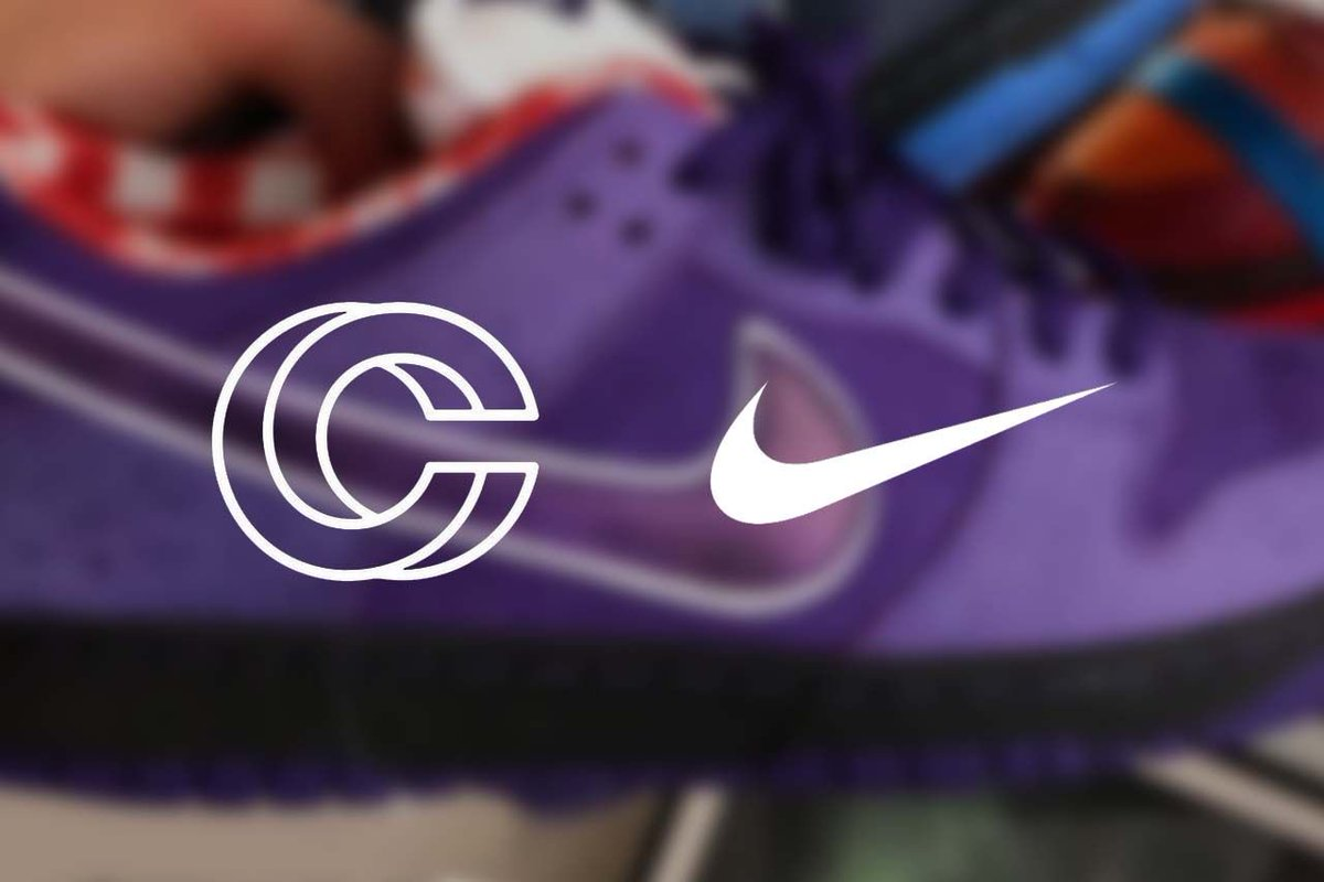 ... SB Dunk Low  Purple Lobster  is in the works  https   thesolesupplier.co.uk news the-concepts-x-nike-sb-dunk-low-purple- lobster-is-in-the-works  ... 0558a2f44