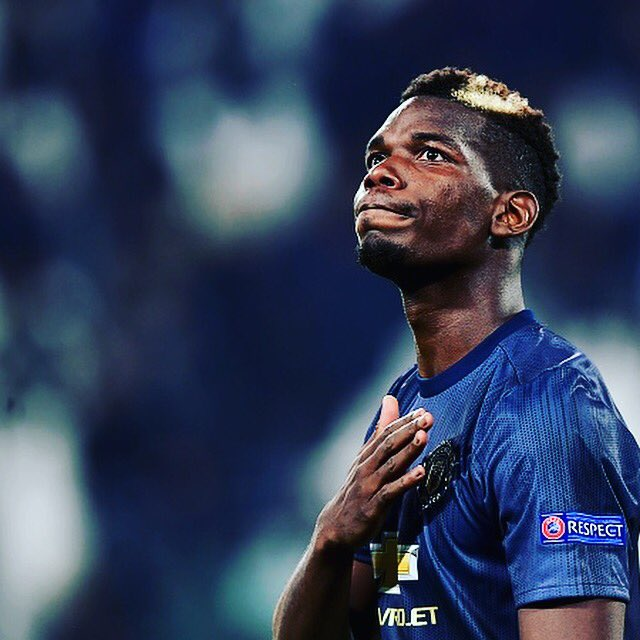 Very important 3points .. and amazing support from the fans ..welcome was amazing very emotional thank you 🙏🏾 @ManUtd @juventusfc #ucl