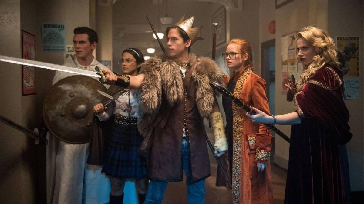 #Riverdale's flashback episode is perfect post-midterm election TV: on.mtv.com/2DrRsy2