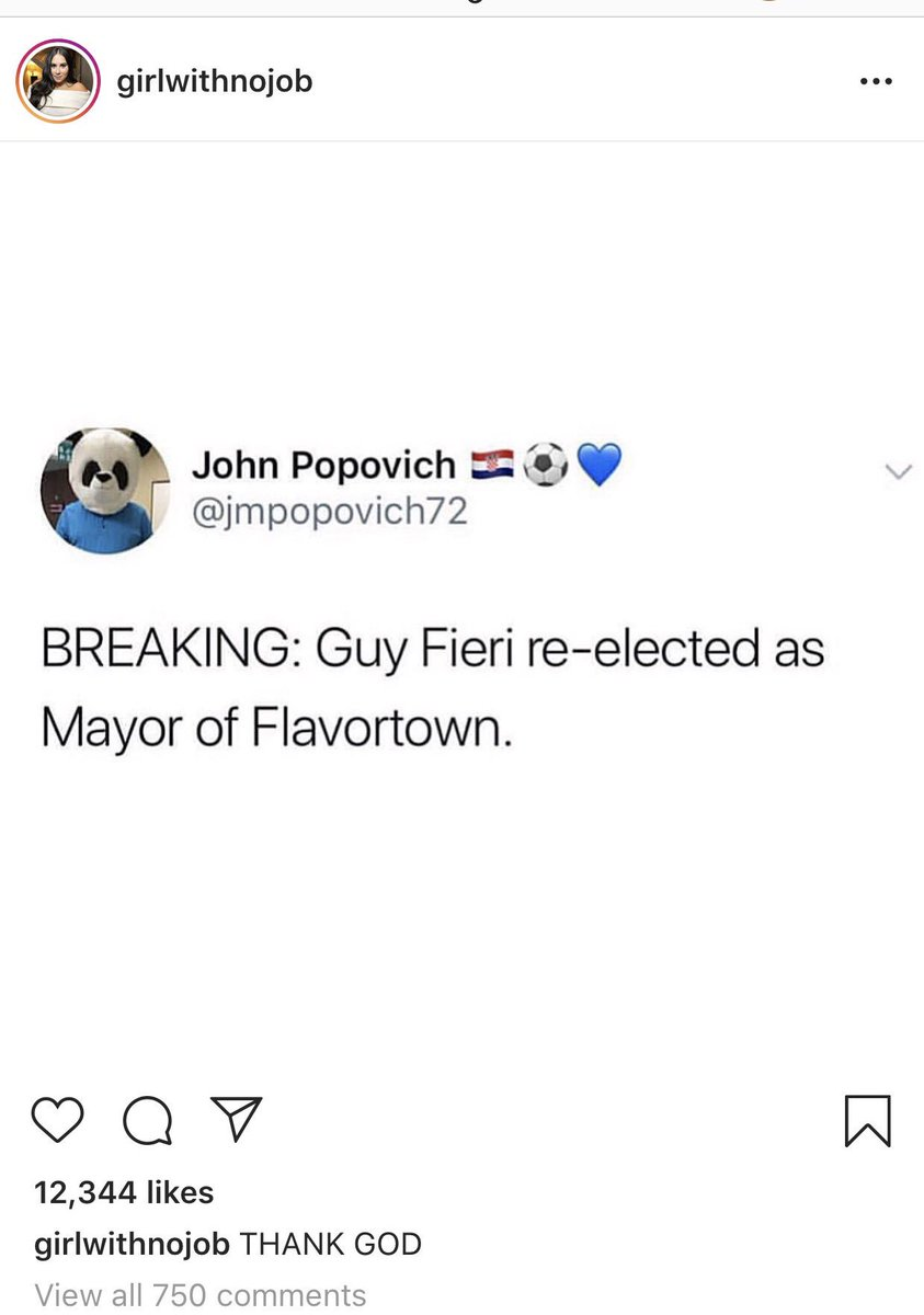 Thanks to all the hard working community members of Flavortown. It was a delicious campaign and we are rollin out for another 4 years.