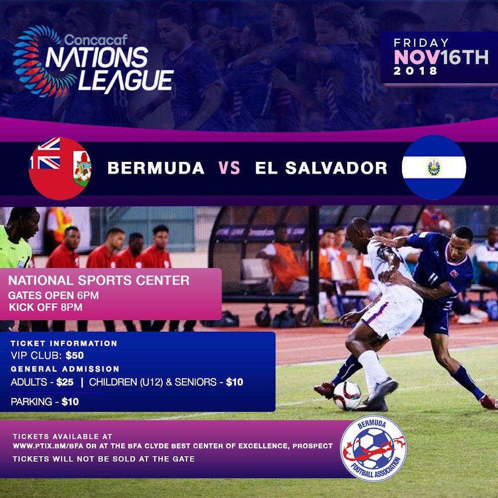 Liga de Naciones CONCACAF y Eliminatorias a Copa Oro 2019 [16 de noviembre del 2018 - Bermudas] Drb6AHMUcAAnZyX