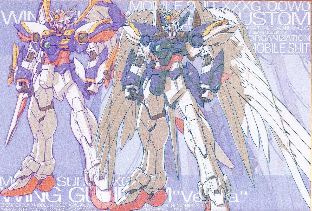 Bluefin Brands On Twitter Bandai Hobby To Release Exclusive Wing Gundam In Its Ew Apperance In 2019 Bandaihobby Gundamwing Https T Co Z5xvyvdfmd Https T Co Xayoobkpqs