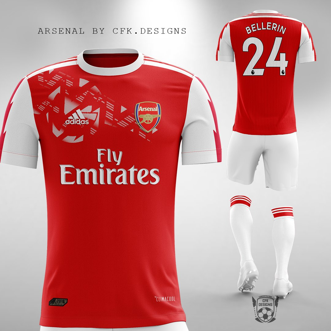 c836172280e On these designs I got inspired by the 1993 and 1995/96 classic arsenal  kits Please rate from 1/10 @Footy_Headlines _ _ #adidas #arsenalfc #Arsenal  #London ...