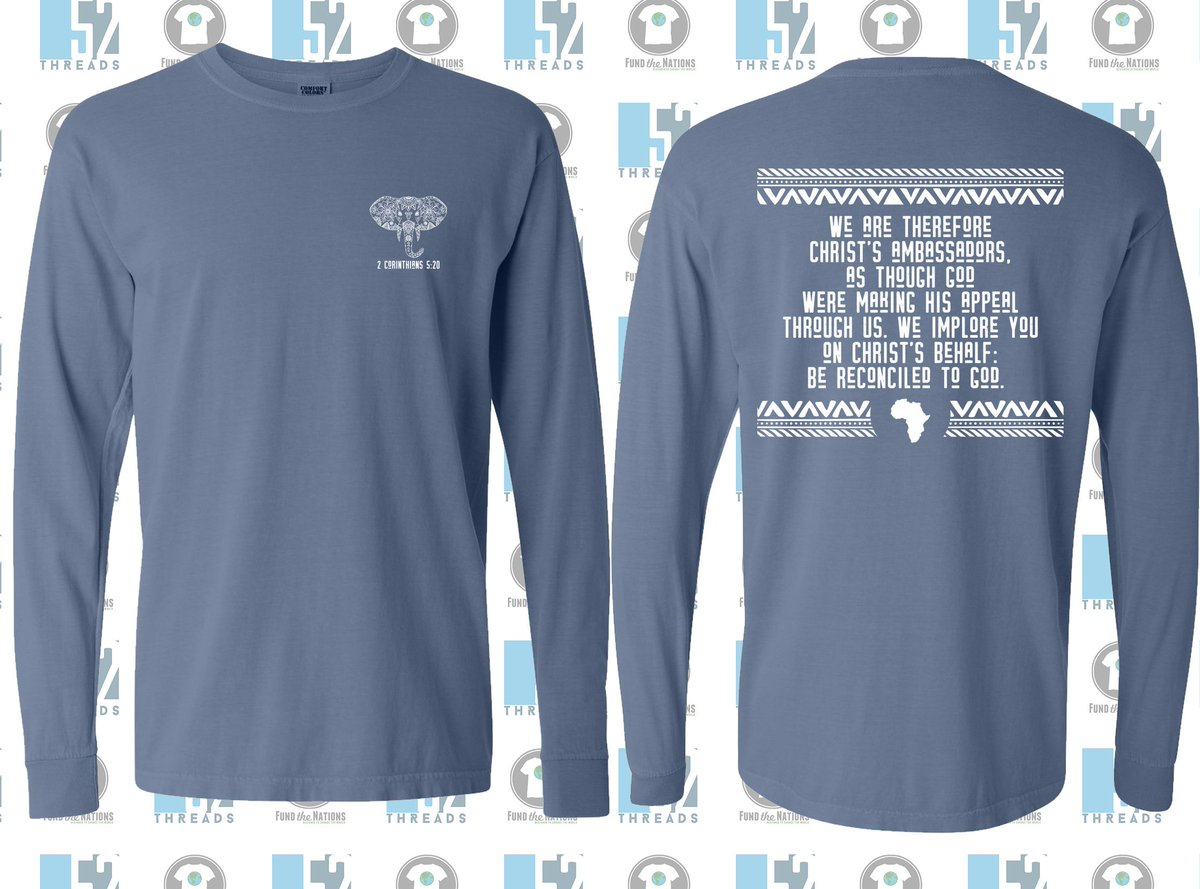 a5a5146f Selling shirts to raise money for a mission trip to Ivory Coast in  February. $20 a shirt! DM me if you're interested! Please Like and RT to  help spread the ...