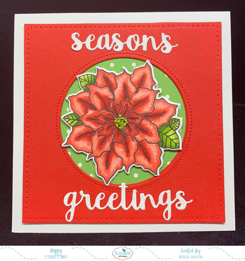 Elizabeth Craft Designs On Twitter Isn T This Card Gorgeous Kelly
