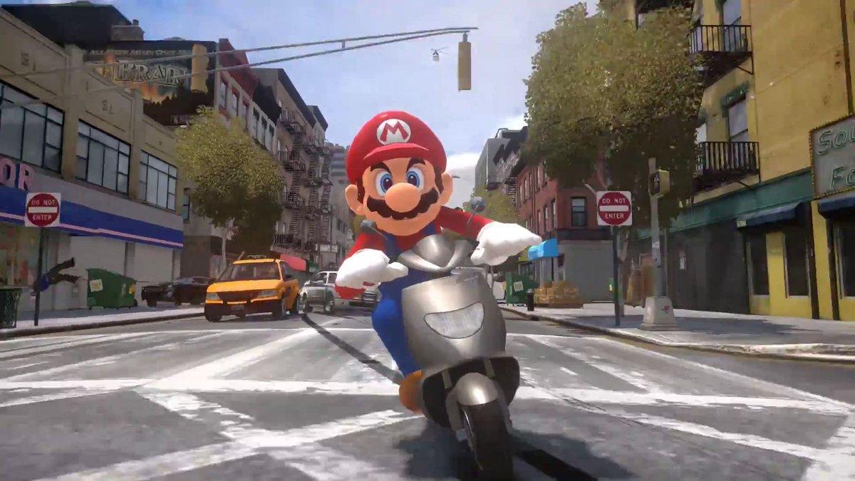 Crunchyroll On Twitter News Animated Super Mario Bros Movie