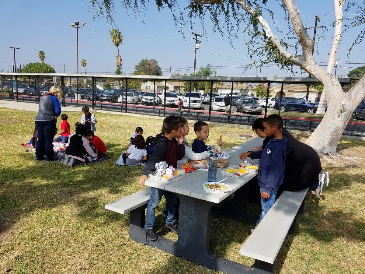 application for picnic to principal