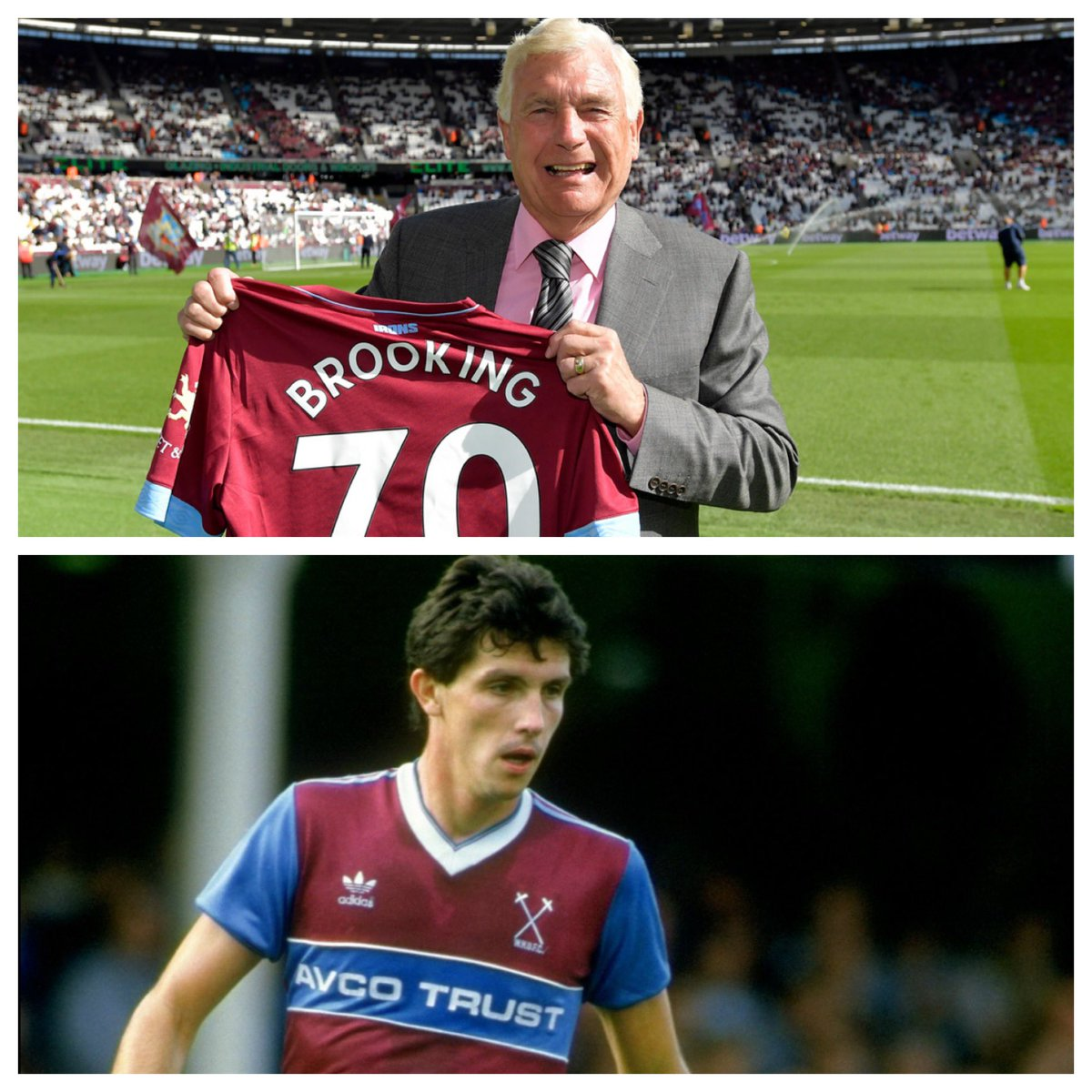 Absolutely delighted that both Sir Trevor Brooking & Tony Gale will be guest speakers at my Basildon sporting dinner, next year on 28/11/19 ! Joined by top comedian @joshdanielscouk + @simplymagic19 & @JuliaHolland. More big names to be announced #watchthisspace #westham #legends