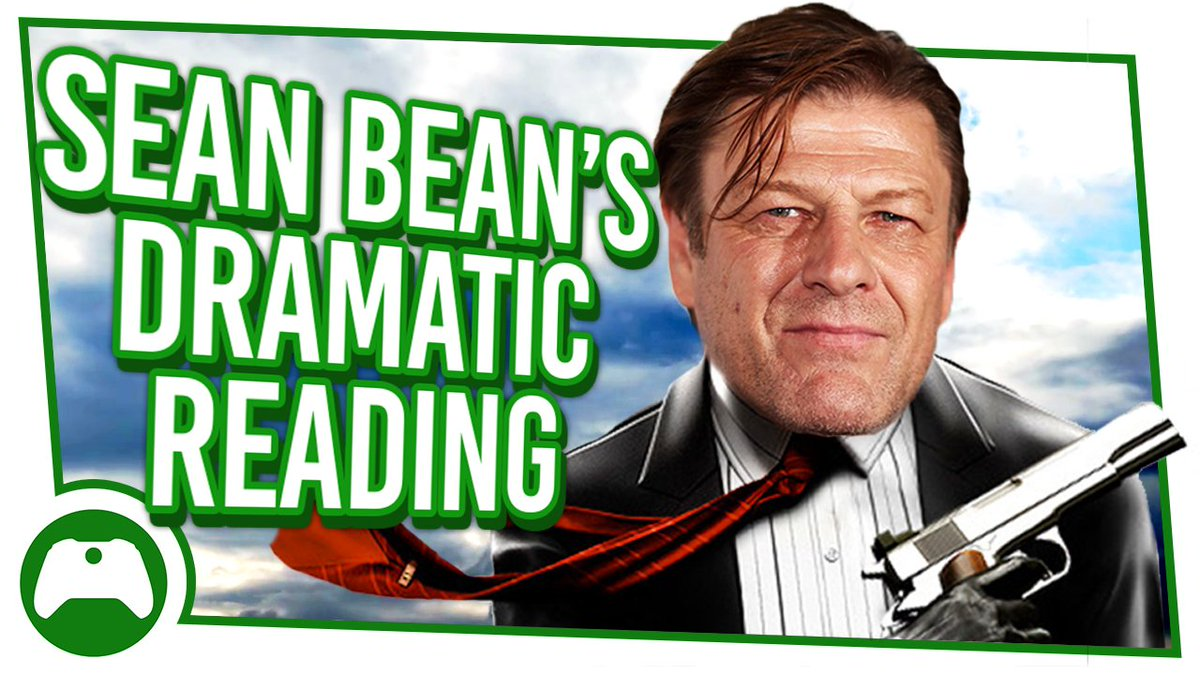 So @BennyCentral had the chance to hang out with Sean Bean... and they did a dramatic #Hitman2 reading you DO NOT want to miss 😅 ➡️ youtu.be/728DedH-4qA #XboxOn