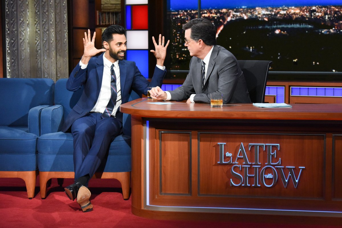 Weekly Late Night Ratings: November 5 - 9, 2018