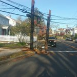 Due to a broken #pole, some customers between 249 and 280 Flax Hill Rd in #Norwalk will be without #power for the evening.  Additionally, the scheduled Washington Village work has been cancelled. Please be cautious of our crews on Flax Hill Road when driving in the area. Thanks.