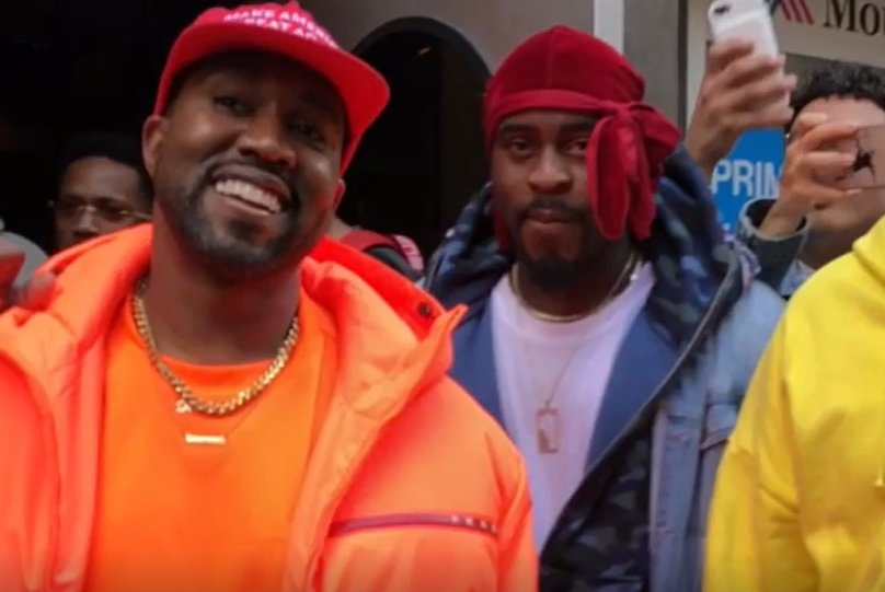 I spoke to @BongoByTheWay about his work on #ye & #Yandhi, traveling with Kanye to Uganda, having 10 albums worth of material with @Jeremih and other upcoming collabs.  https://t.co/Xjk5kGpwTI https://t.co/Zie81kMCqn