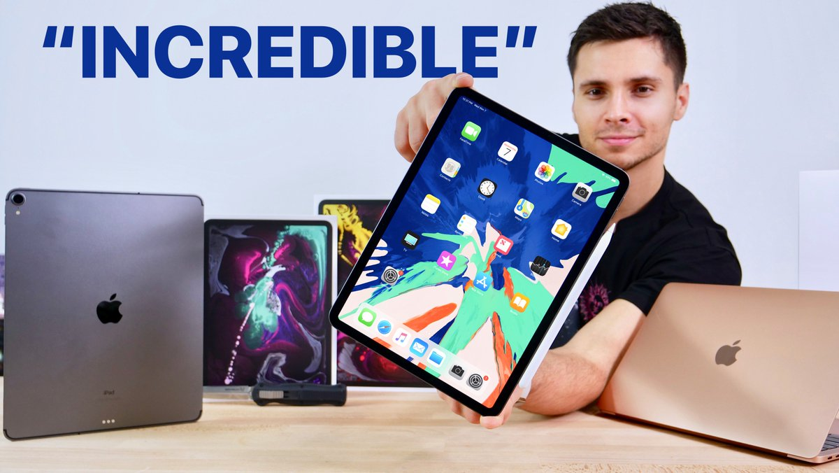 Everything apple pro giveaways