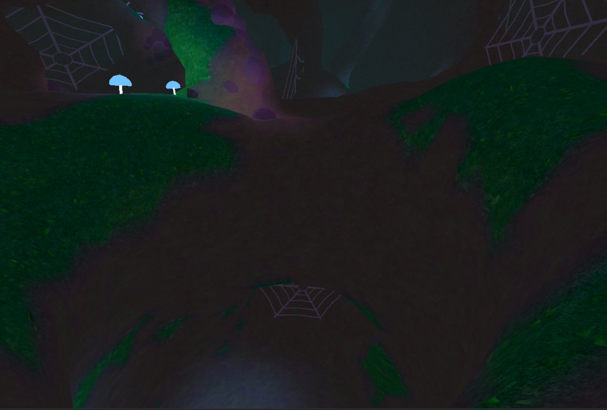 All Known Chest Locations In Enchanted Forest Roblox Vesteria - Vesteria On Twitter Are The Spider Caves Getting A Little