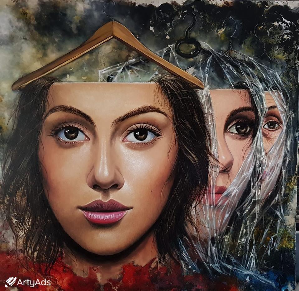 8dda1c56b3 ArtyAds en Français  Harems  Création de l   39 artiste  Art  ArtyAds  LaFemme pic.twitter.com Rw2gkio73D