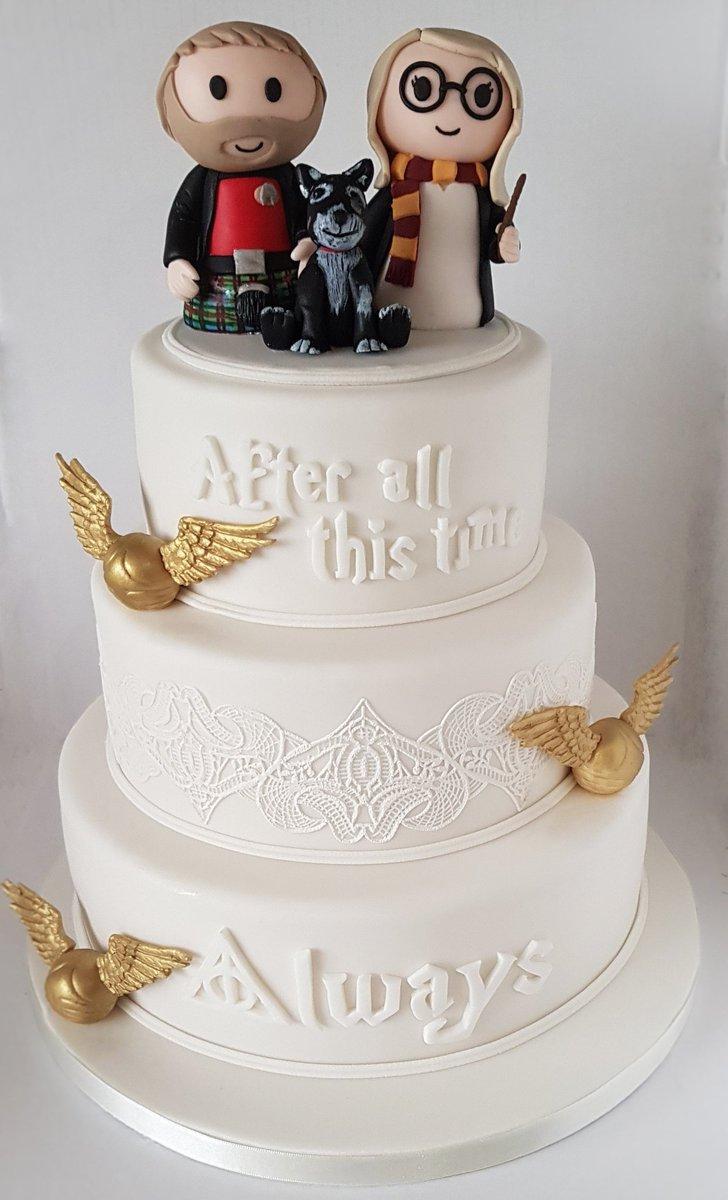Harry Potter Wedding Cake.Cake Rocks On Twitter Harry Potter Wedding Cake