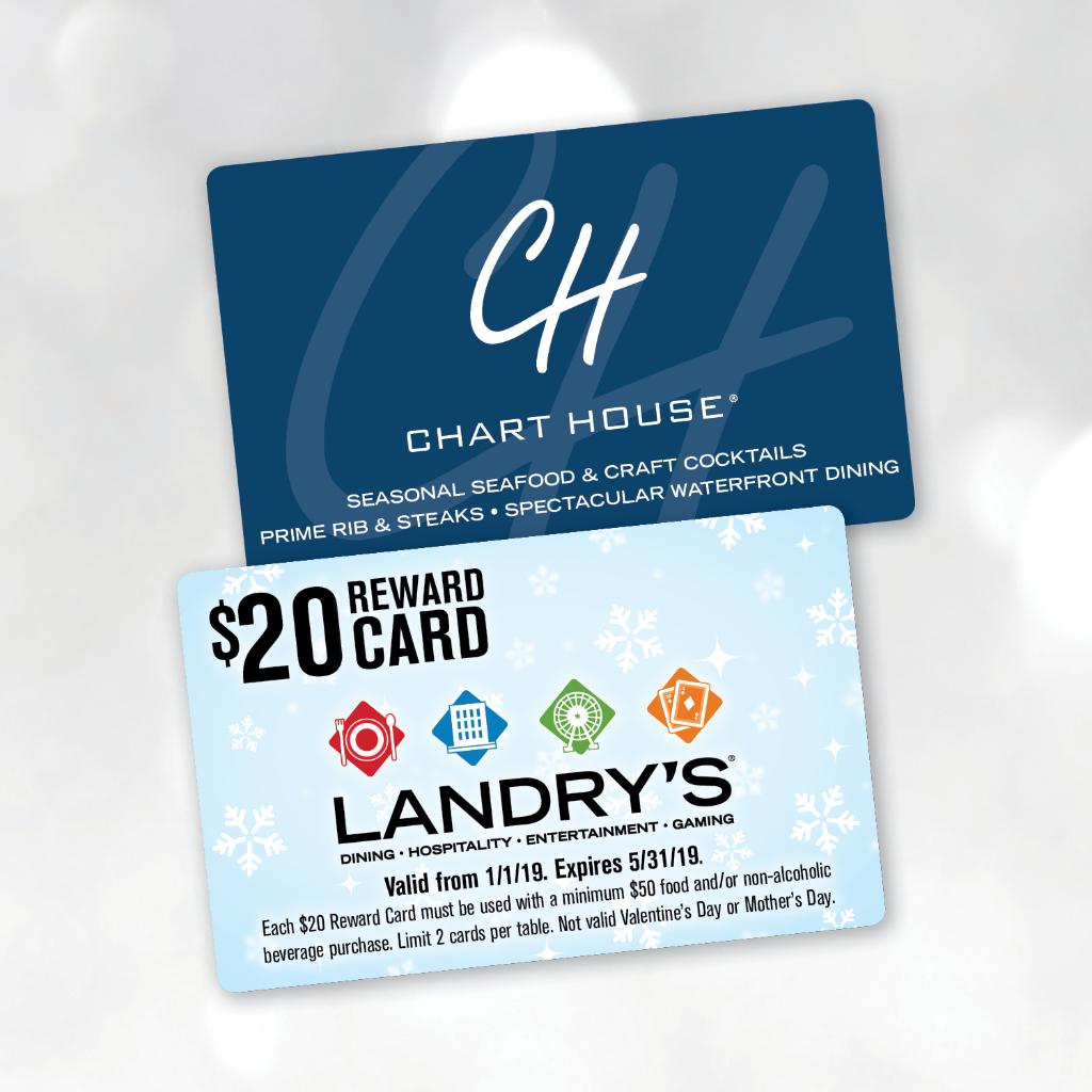 Chart House On Twitter Holiday Shopping Made Easy Buy A Gift Card