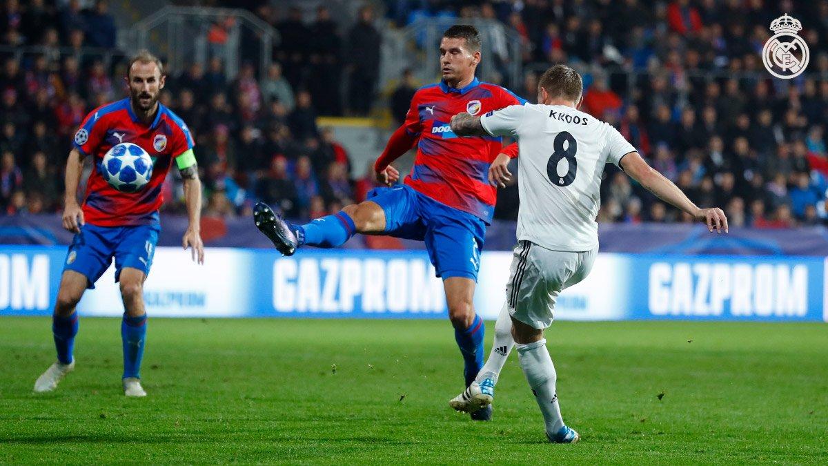 Виктория - Реал матч 7 ноября 2019 года, видео обзор с комментариями и лучшими моментами. Счёт. Смотреть голы в записи - Page 2