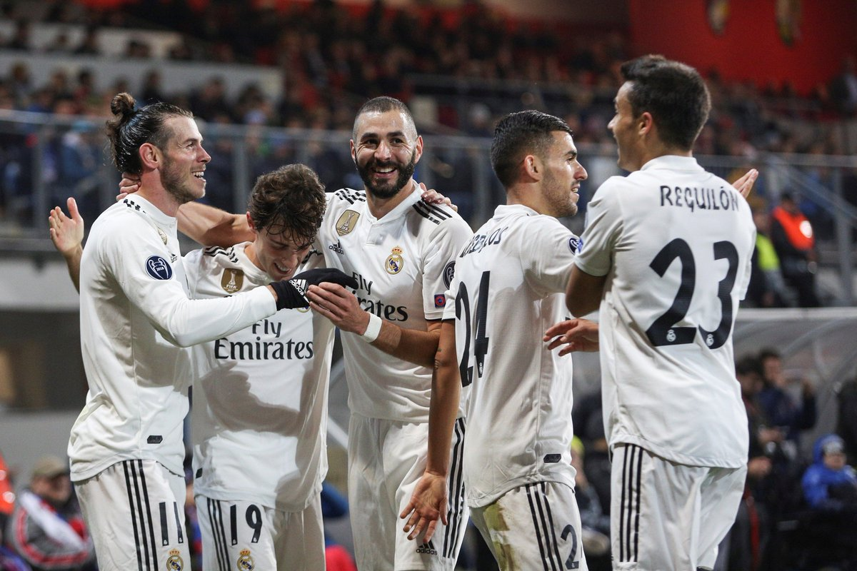 Video: Viktoria Plzen vs Real Madrid