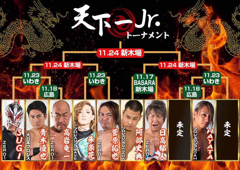 Furasshu nyūsu #9: Breves de la Lucha Libre Japonesa 17