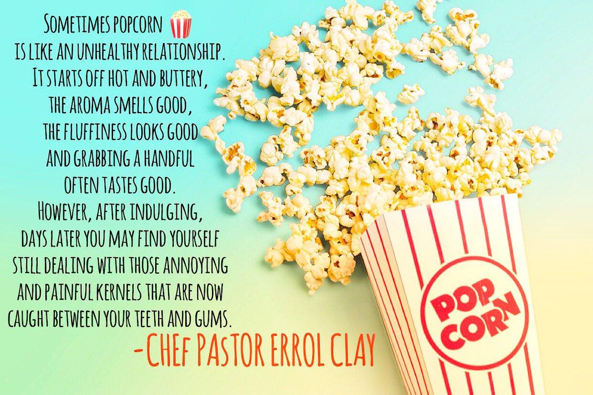 dating popcorn