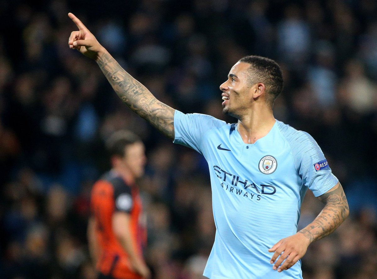 Video: Manchester City vs Shakhtar Donetsk