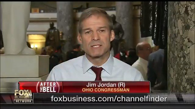 .@Jim_Jordan announces bid for House minority leader: We have to stand up and defend the White House. We have to stand up and work with the president over these next two years. fxn.ws/2zKBoDx
