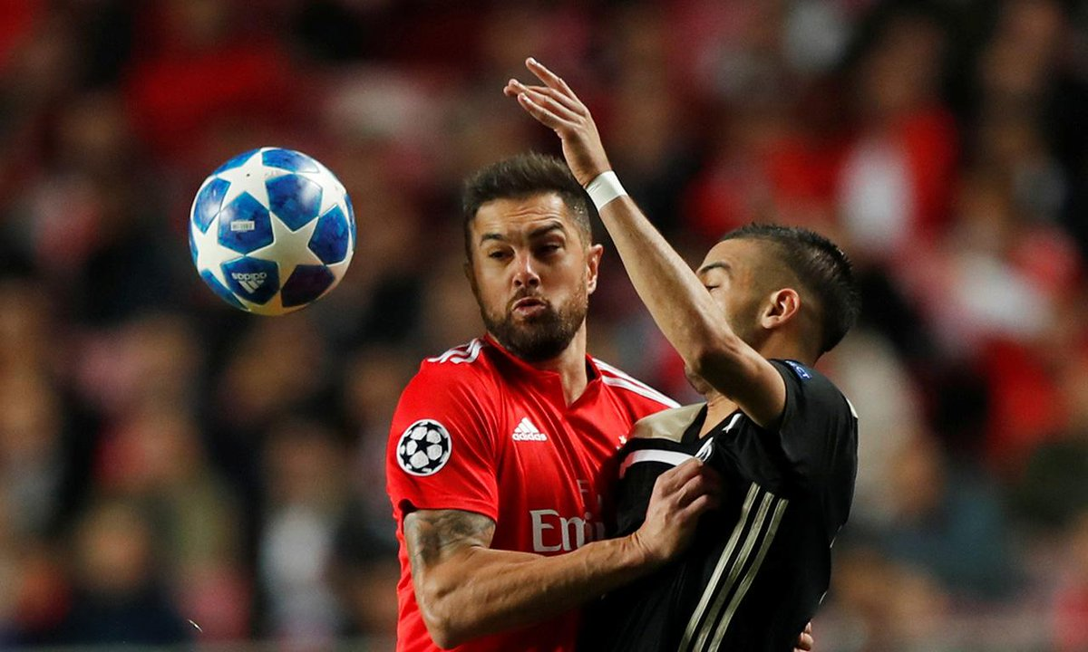 Video: Benfica vs Ajax